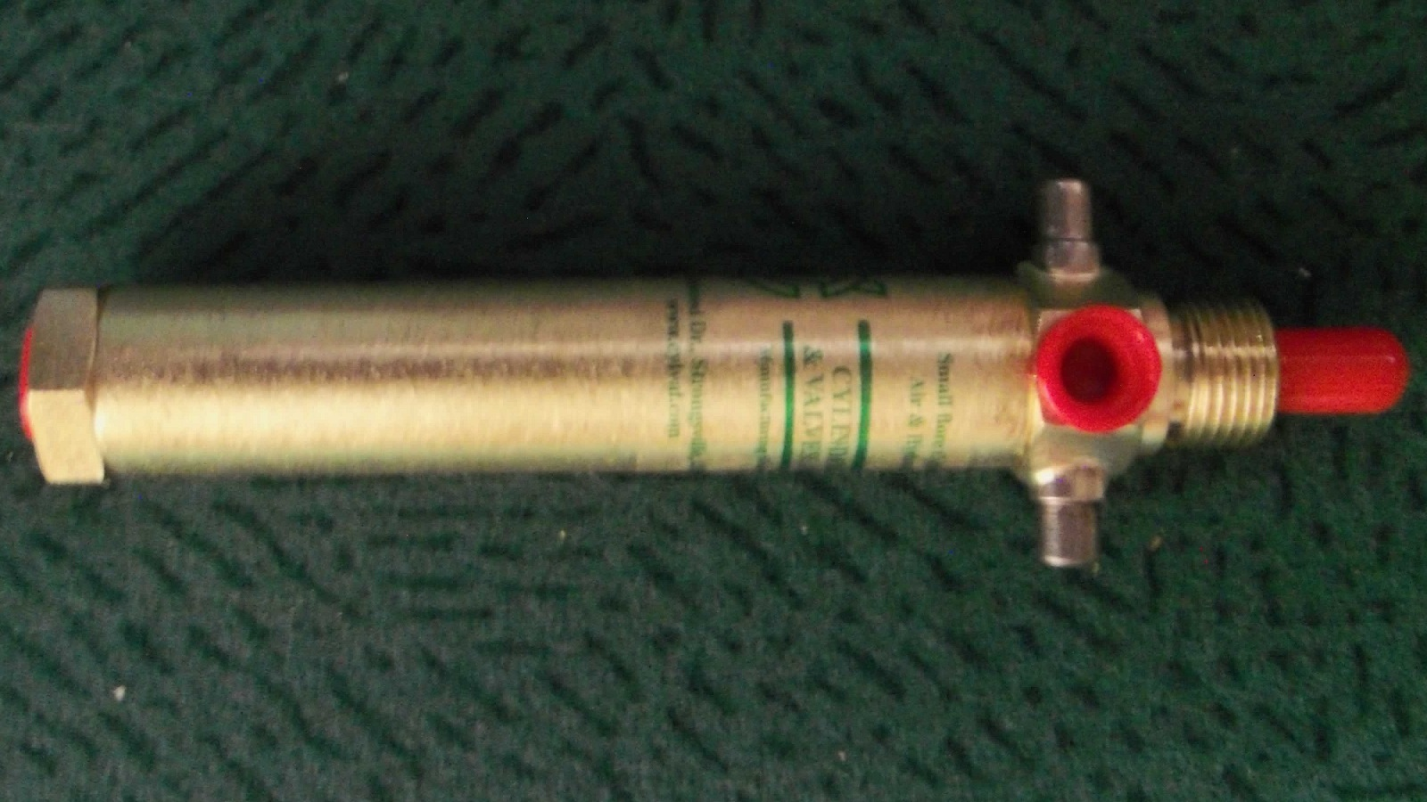 500 Series 1/2' Bore Cylinder