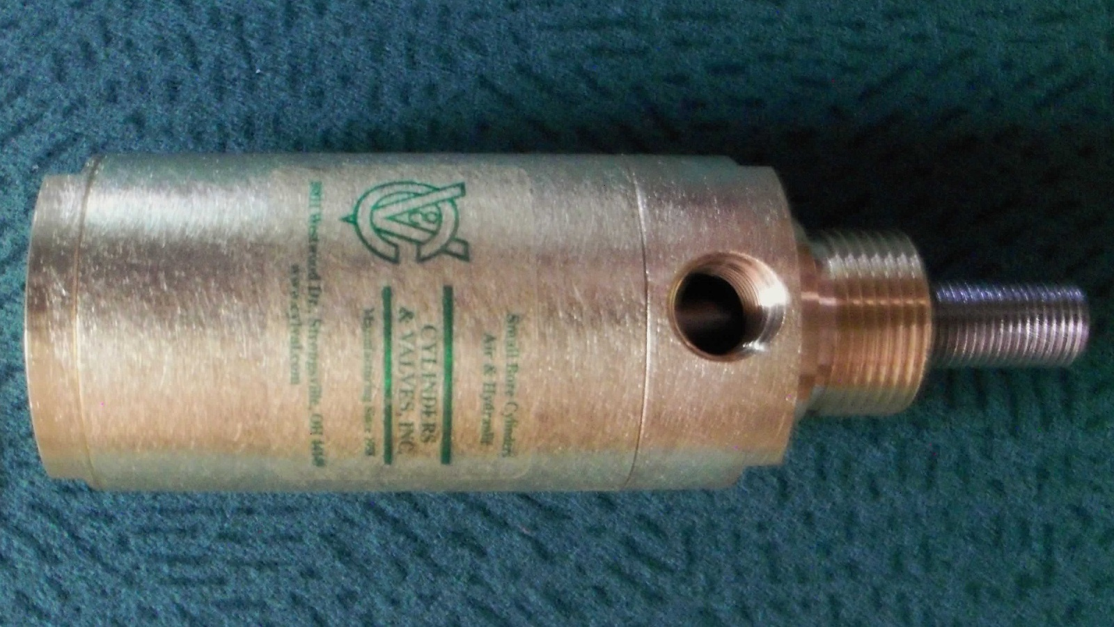 1500 Series 1 1/2' Bore Cylinders