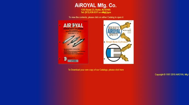 AiROYAL Mfg. Co.