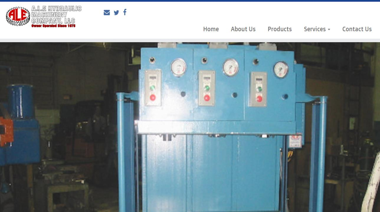 ALE Hydraulic Machinery Company