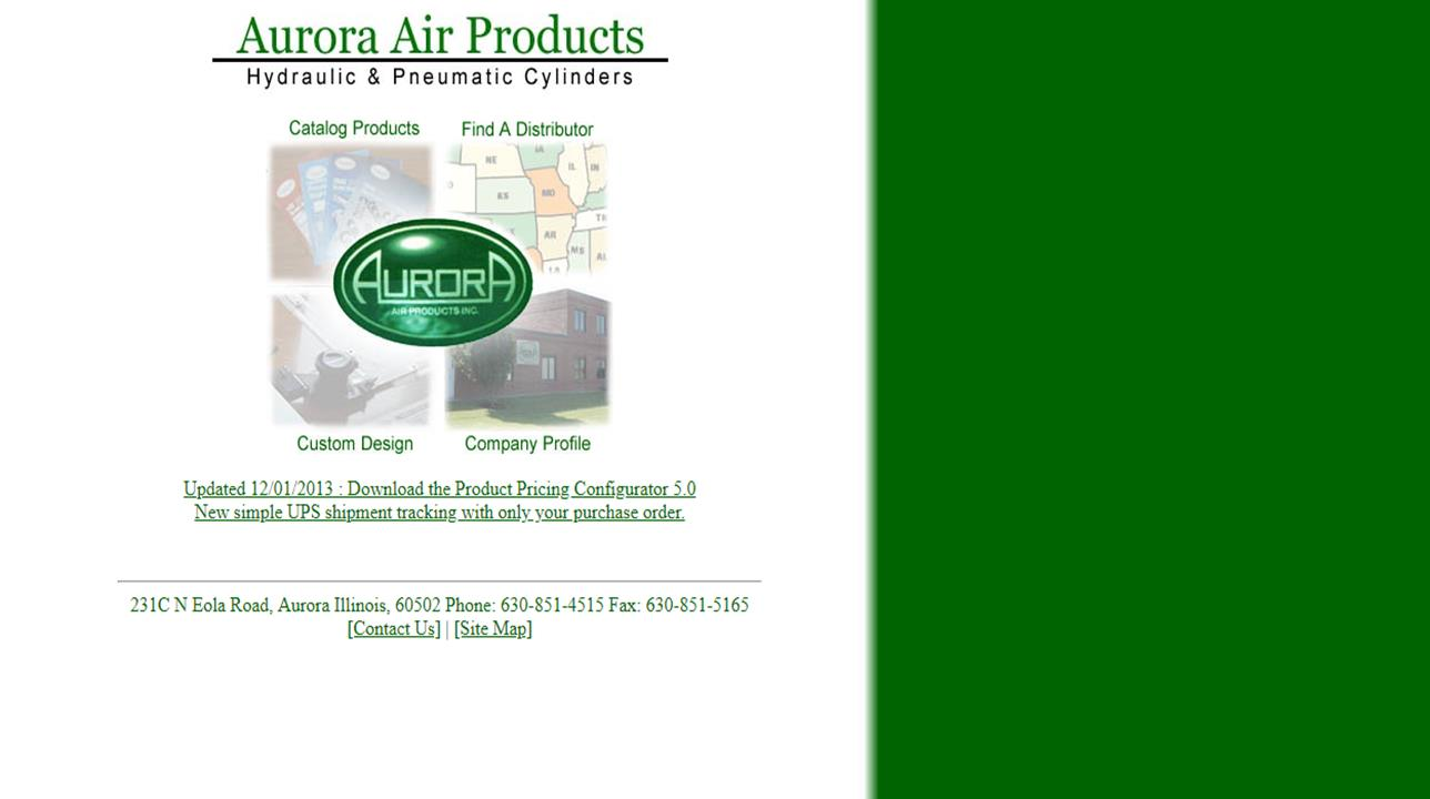 Aurora Air Products