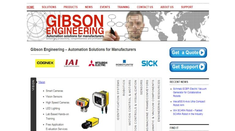 Gibson Engineering Company, Inc.