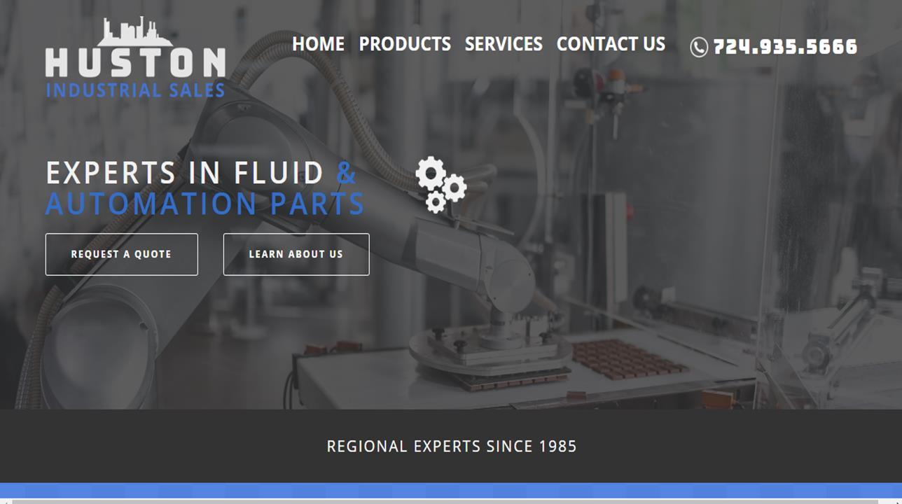 Huston Industrial Sales Co., Inc.