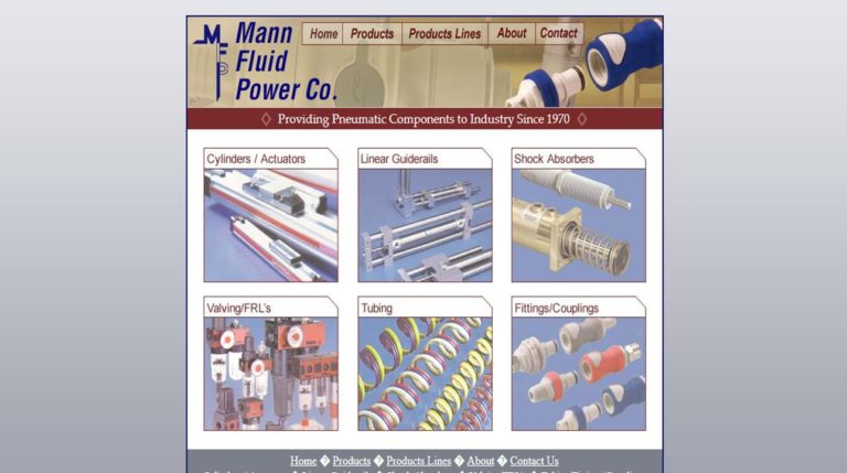 Mann Fluid Power
