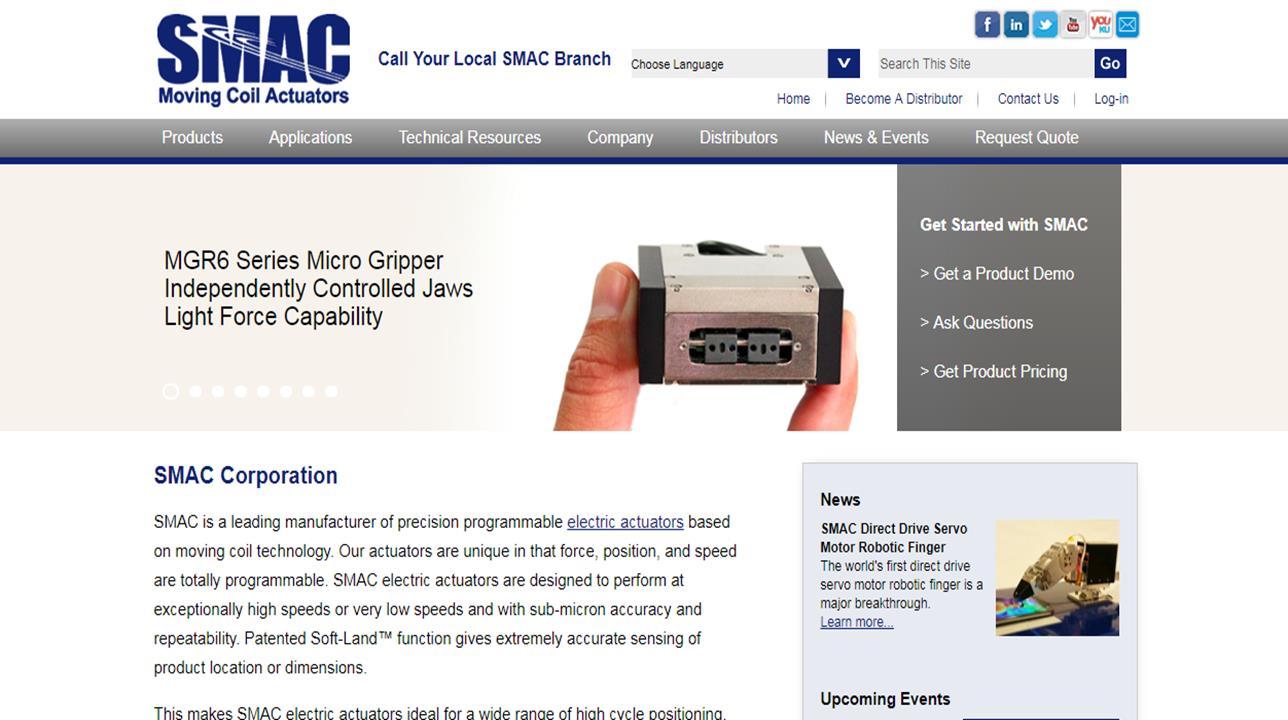 SMAC Inc.