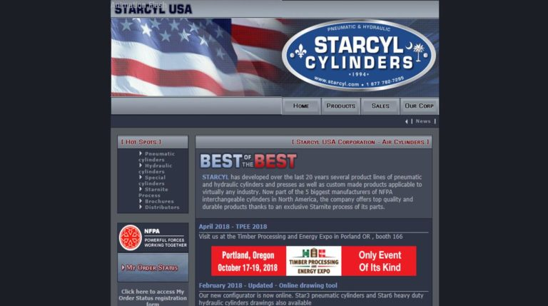 Starcyl USA Corporation