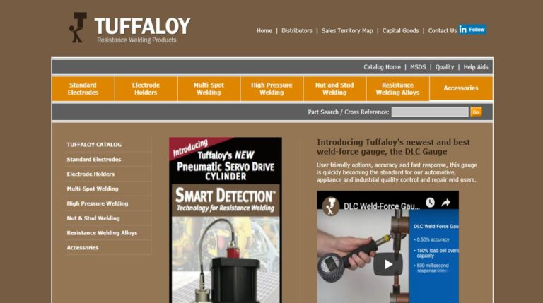 Tuffaloy Products, Inc.