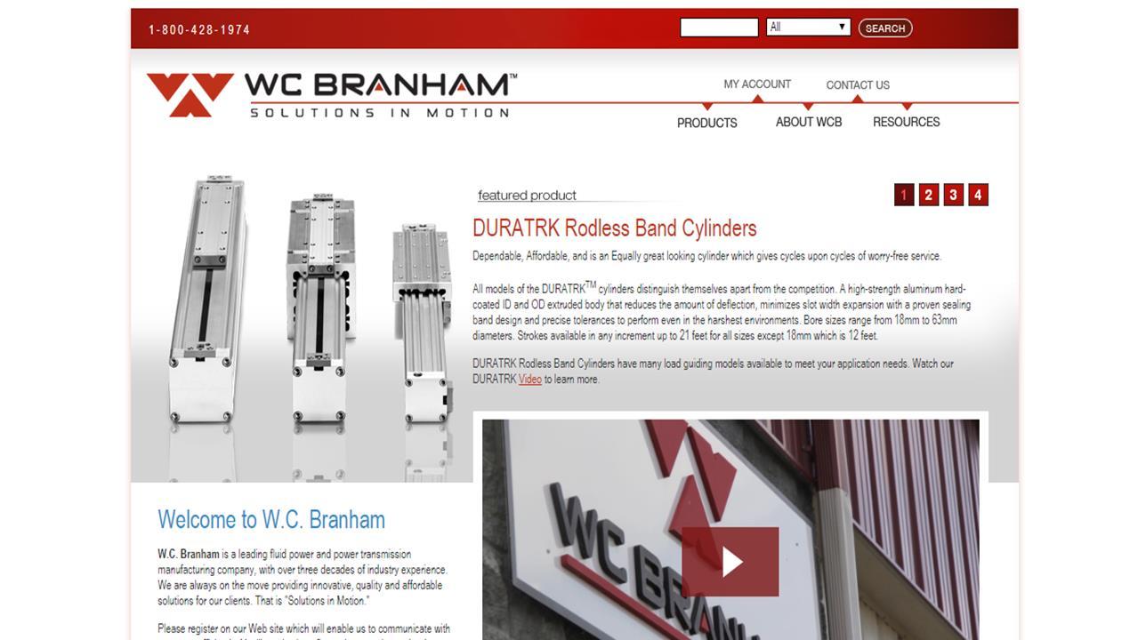 W.C. Branham Inc.