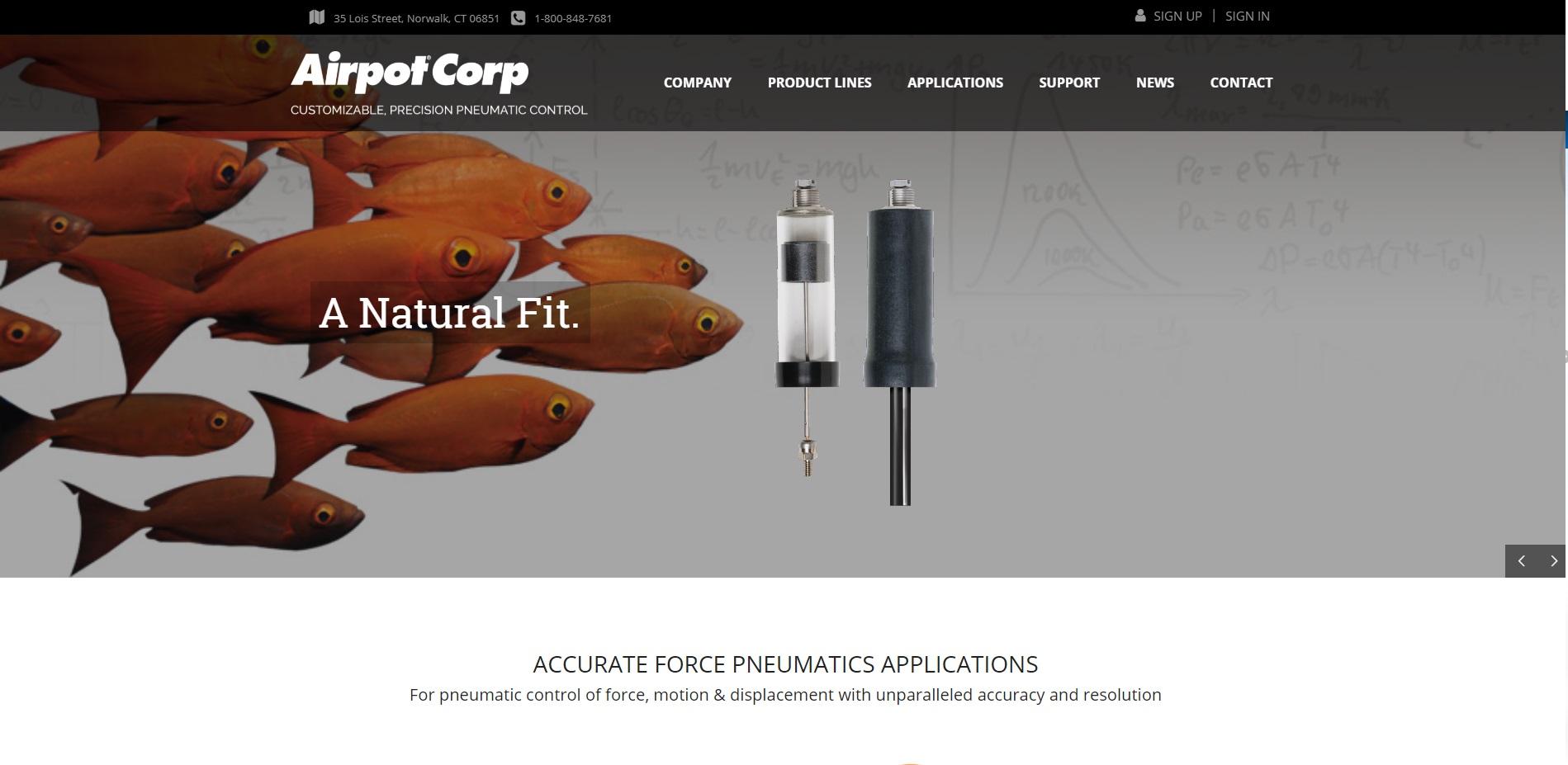 Airpot® Corporation
