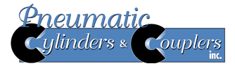 Pneumatic Cylinders & Couplers, Inc. Logo